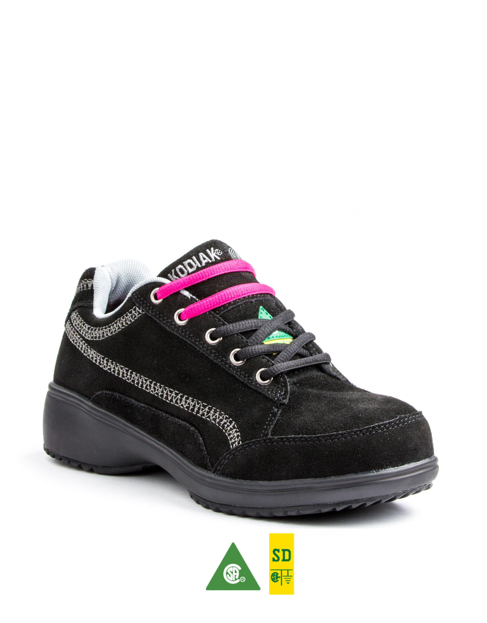 Safety Shoes Kodiak Candy Review
