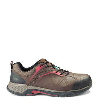Men's Kodiak LKT1 Composite Toe Hiker Work Shoe - Brown