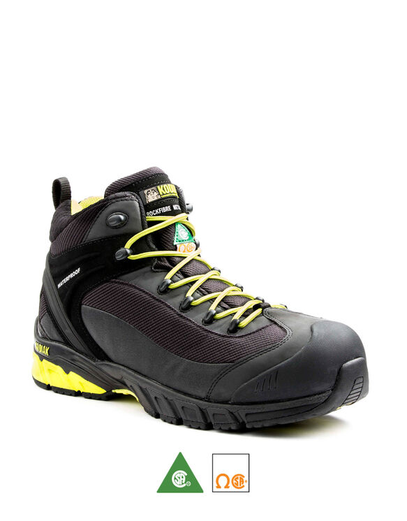 Men's Kodiak K4 Trail-10 Composite Toe Hiker Work Shoes -