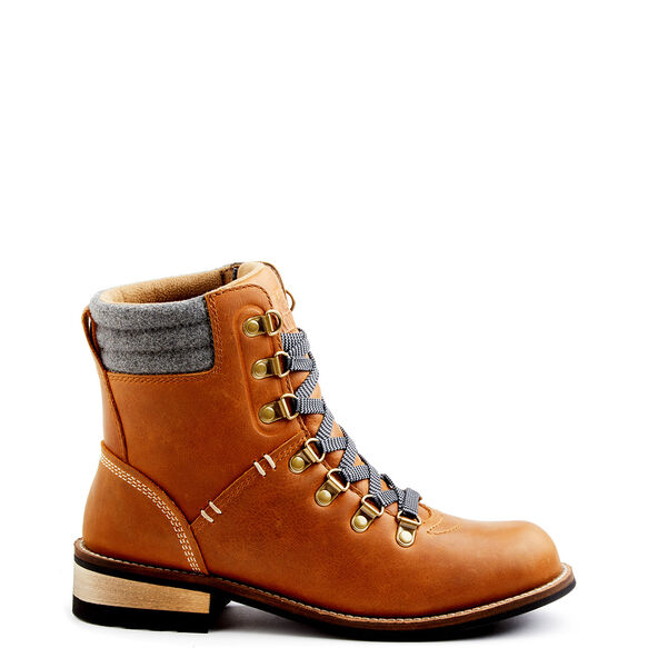 Women's Kodiak Surrey II Waterproof Hiker Style Boot - Caramel