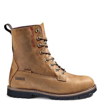 Men's Kodiak McKinney 8-Inch Waterproof Boot - Brown