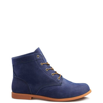Women's Kodiak Low-Rider Original Boot - Navy Blue