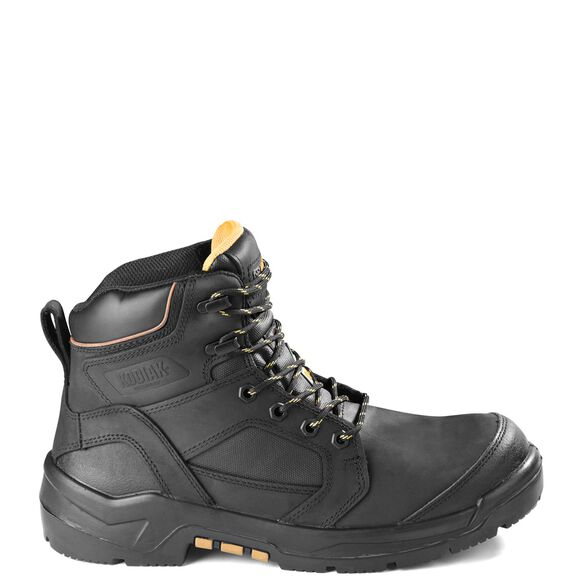 Men's Kodiak Axton Composite Toe 6 Inch Work Boots - Black