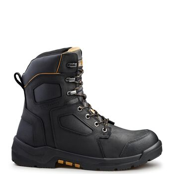 Men's Kodiak Axton Composite Toe 8 Inch Work Boots - Black