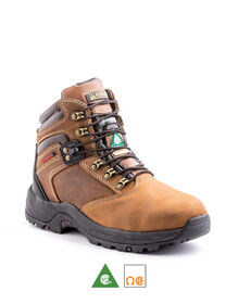 Men's Kodiak Basswood Steel Toe Hiker Work Boots -