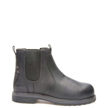 Women's Kodiak Bralorne Composite Toe Chelsea Work Boot - Black