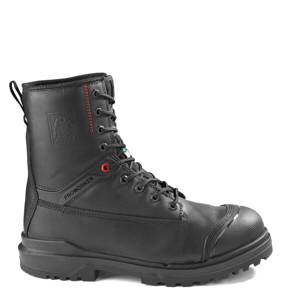 Men's Kodiak ProWorker® Master 8-Inch Composite Toe Work Boot - Black
