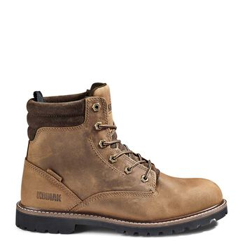 Men's Kodiak McKinney 6-Inch Waterproof Boot - Brown
