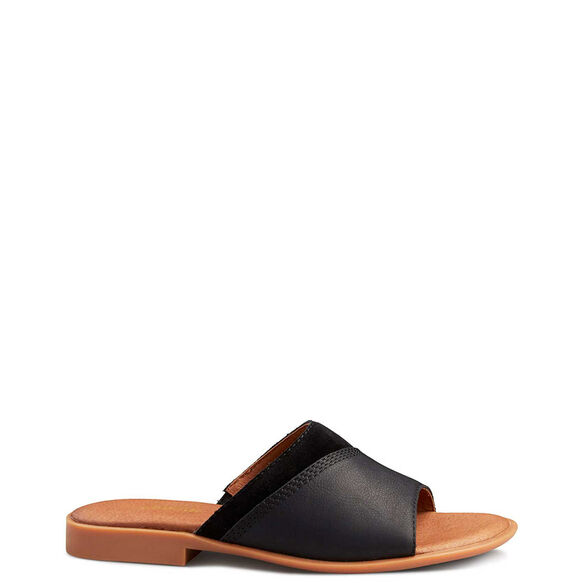 Women's Kodiak Alexi Slip-On Sandal - Black