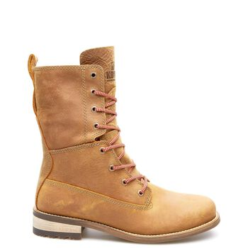 Women's Kodiak Cloverdale Plaid Boot - Wheat