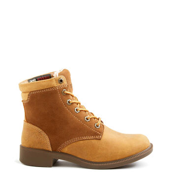 Women's Kodiak Original Fleece Waterproof Boot - Wheat