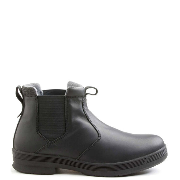 Men's Kodiak Rover II Arctic Grip Chelsea Winter Boot - Black