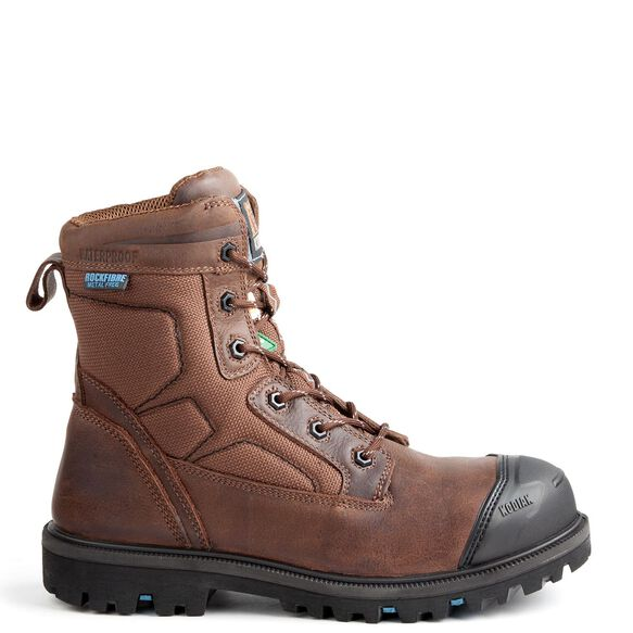 Men's Kodiak Blue Renegade Composite Toe 8 Inch Work Boots -