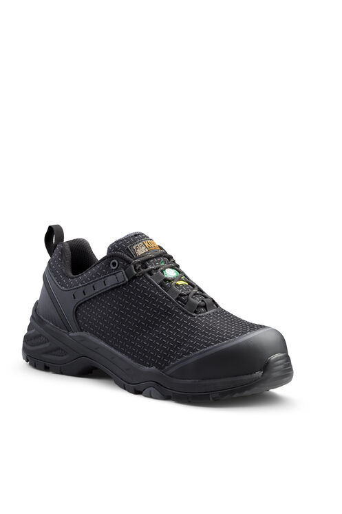 Men's Kodiak Ramble Composite Toe Work Shoes - Black