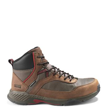Men's Kodiak MKT1 Composite Toe Work Boot - Brown