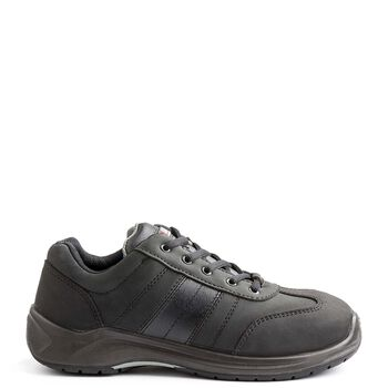Men's Kodiak Alden Steel Toe Casual Work Shoes - Black