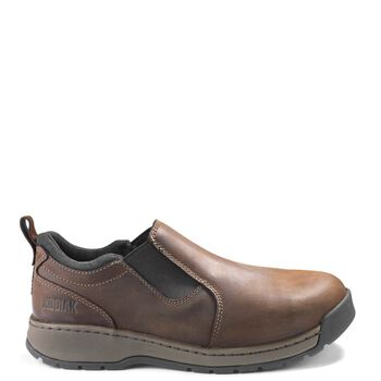 Men's Kodiak Rossburn Aluminum Toe Work Shoe - Brown