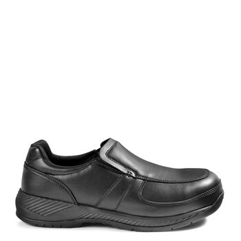 Men's Kodiak Flex Calhan Pull-On Aluminum Toe Casual Work Shoe - Black