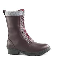Women's Kodiak Marcia Arctic Grip Winter Boot - Eggplant