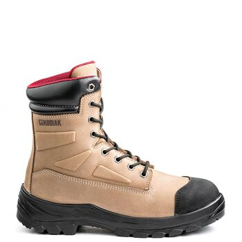 Men's Kodiak Rebel Leather Steel Toe 8 Inch Work Boots -