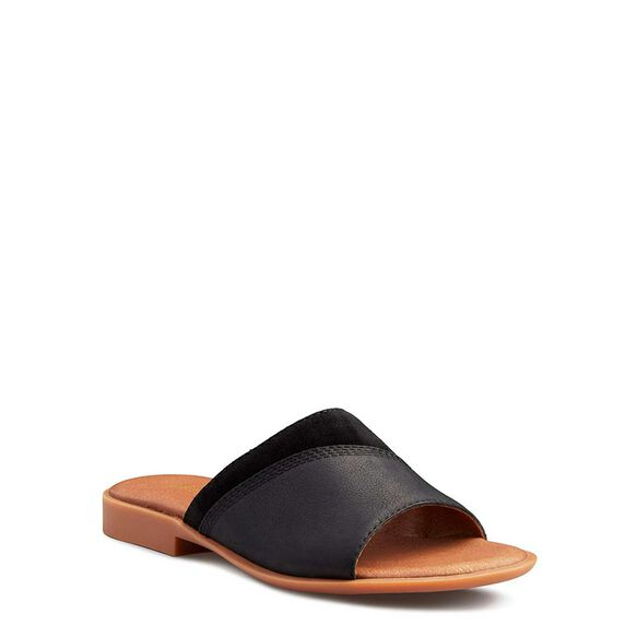 Women's Kodiak Alexi Slip-On Sandals - Black