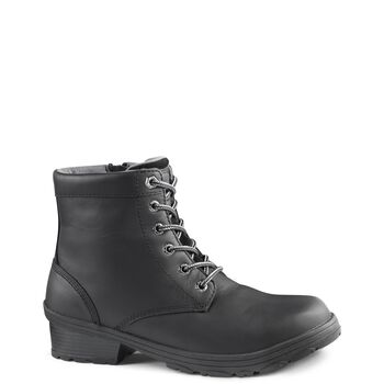 Women's Kodiak Juliana Arctic Grip Winter Boot - Black