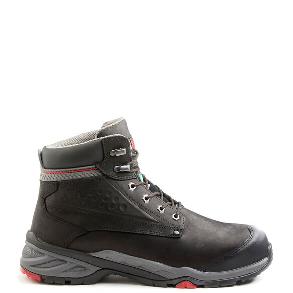 Men's Kodiak Crusade 6 Inch Composite Toe Hiker Work Shoe - Black