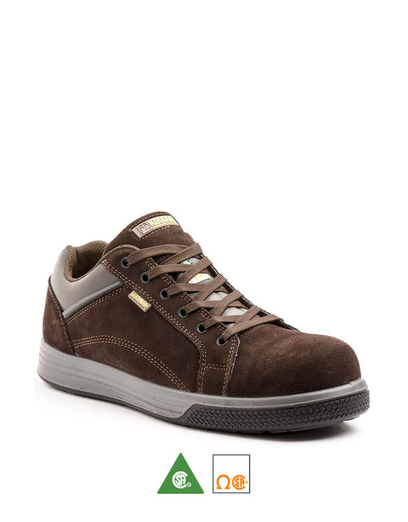 Men's Kodiak Jax Composite Toe Skater Work Shoe - Brown