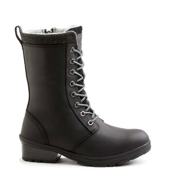 Women's Kodiak Marcia Arctic Grip Winter Boot - Black