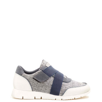 Women's Kodiak Crafted Athleisure Sport Cross Strap Shoe - Blue/White