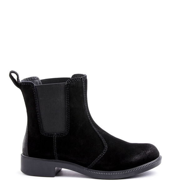 Women's Kodiak Bria Waterproof Suede Chelsea Boots - Black
