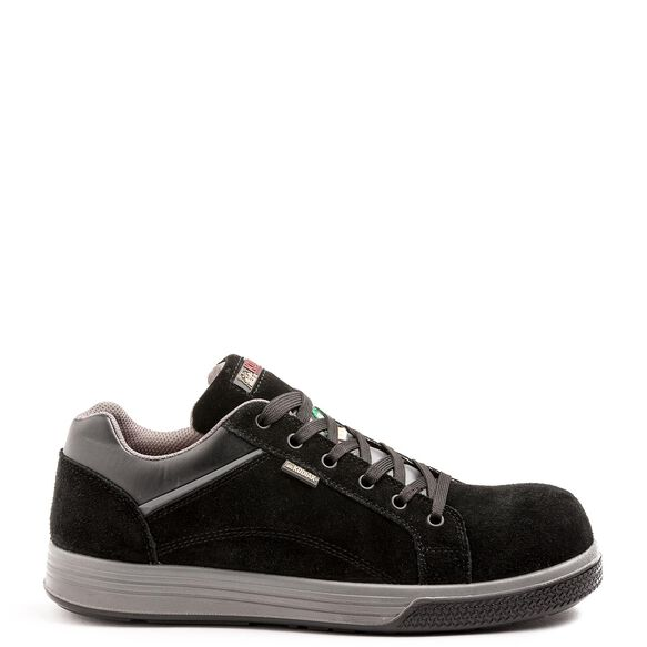 Men's Kodiak Jax Composite Toe Skater Work Shoe - Black