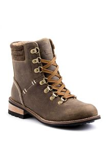 Women's Kodiak Surrey II Waterproof Hiker Style Boot - Olive