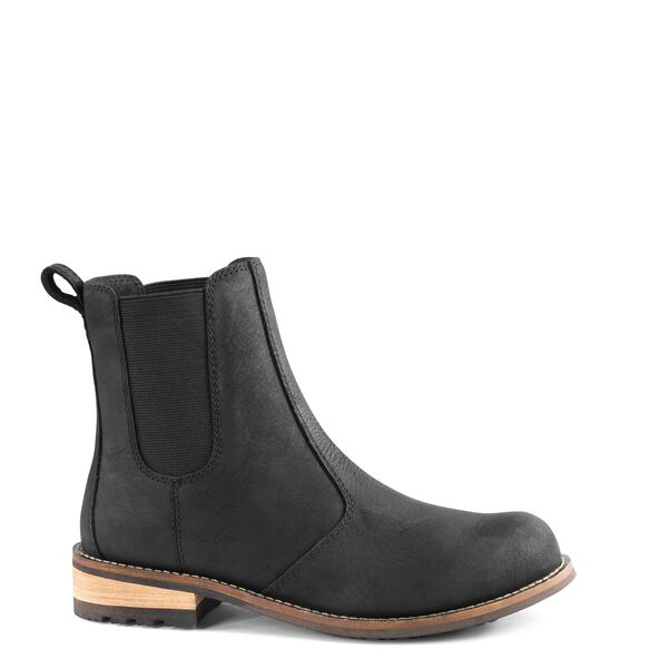 Women's Kodiak Alma Waterproof Chelsea Boot - Black Matte