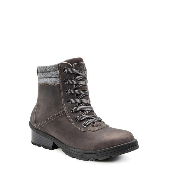 Women's Kodiak Shari Arctic Grip Winter Boot - Truffle Grey