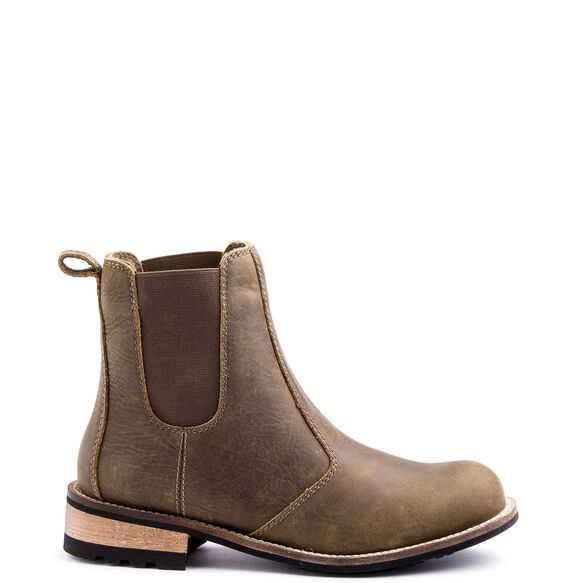 Women's Kodiak Alma Waterproof Chelsea Boot - Olive