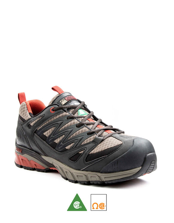 Men's Kodiak K4 Trail-20  Composite Toe Hiker Work Shoes -