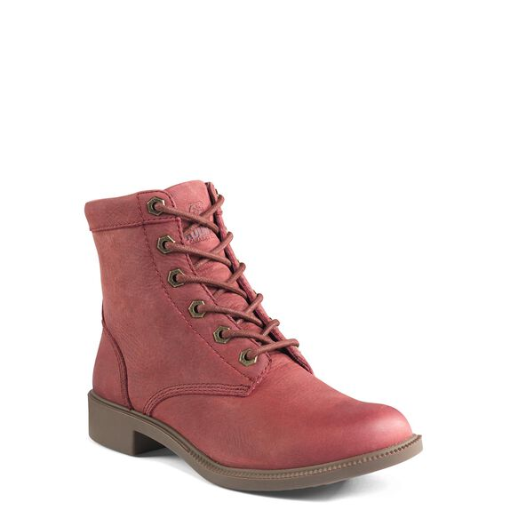 Women's Kodiak Original All Season Waterproof Ankle Boot - Red