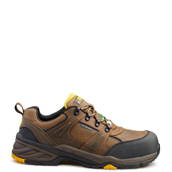 Men's Kodiak Rapid Composite Toe Hiker Work Shoe - Brown