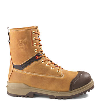 Men's Kodiak ProWorker® Master 8-Inch Composite Toe Work Boot - Wheat/Black