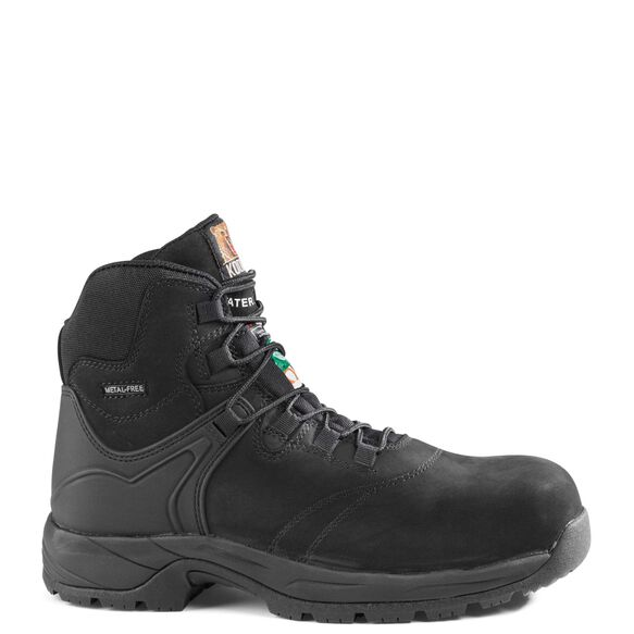 Men's Kodiak Journey Composite Toe Hiker Work Boot - Black