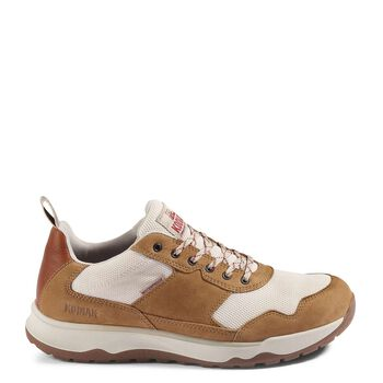 Men's Kodiak Skogan Low Waterproof Hiker - Wheat/Ivory