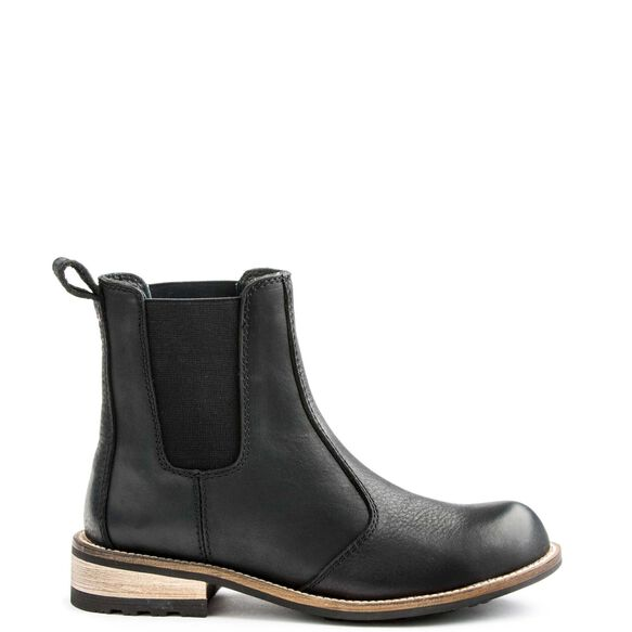 Women's Kodiak Alma Waterproof Chelsea Boot - Black Lustre