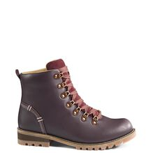 Women's Kodiak Fernie Waterproof Street Hiker Boot - Eggplant