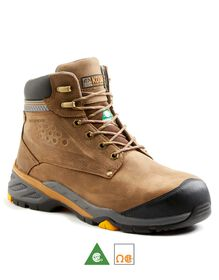Men's Kodiak Crusade 6 Inch Composite Toe Hiker Work Shoes -
