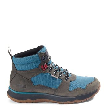 Men's Kodiak Skogan Mid Waterproof Hiker - Grey/Teal