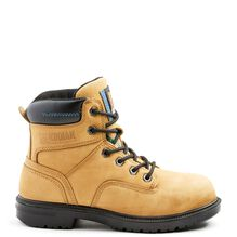 Women's Kodiak Blue Aluminum Toe 6-inch Work Boot - Taupe