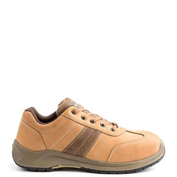 Men's Kodiak Alden Steel Toe Casual Work Shoe - Tan