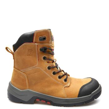 Men's Kodiak Axton Metal Free Composite Toe 8-Inch Work Boot - Wheat