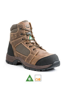 Men's Kodiak Trek Composite Toe Hiker Work Boots -